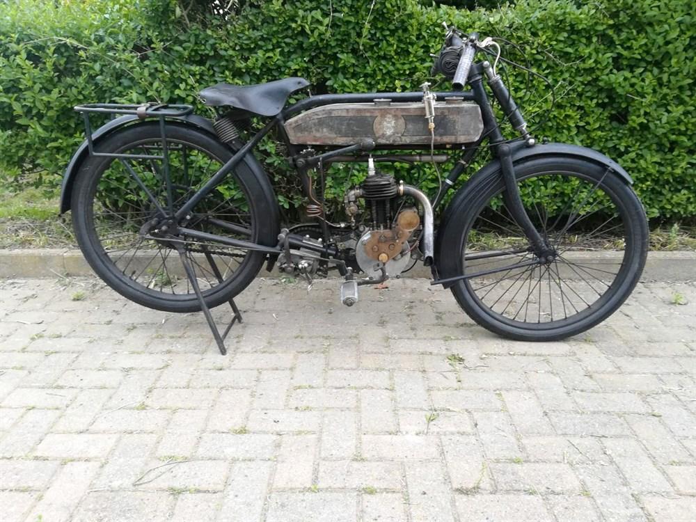 Lot 71-1918 Alcyon Type L 2 1/2hp