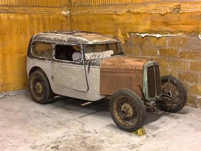Lot 41-c.1930 Standard Swallow Saloon