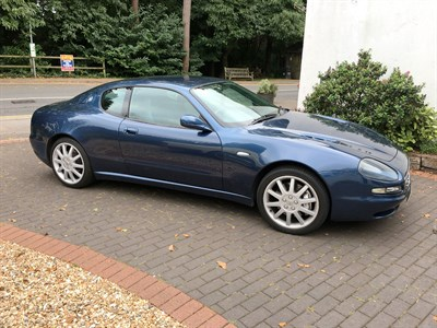 Lot 11 - 2002 Maserati 3200 GTA