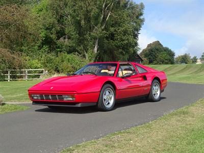 Lot 55-1989 Ferrari 328 GTS