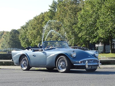 Lot 73-1964 Daimler SP250 Dart
