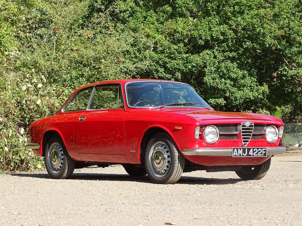 Lot 67-1967 Alfa Romeo GT Junior