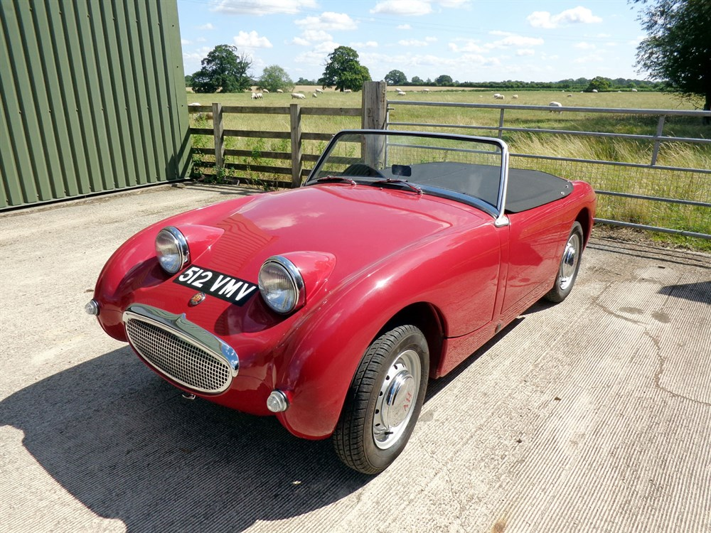 Lot 37-1959 Austin-Healey 'Frogeye' Sprite