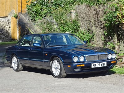 Lot 23-1995 Jaguar XJ Sport 3.2