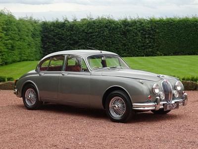 Lot 21-1962 Jaguar MK II 3.4 Litre
