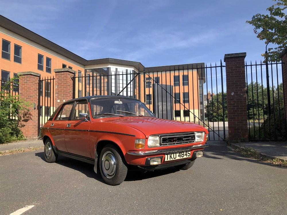 Lot 30-1978 Austin Allegro 1500 Special