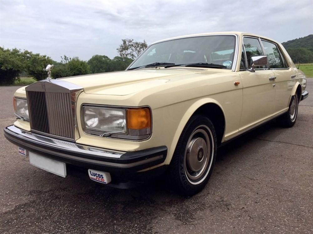 Lot 2-1982 Rolls-Royce Silver Spur