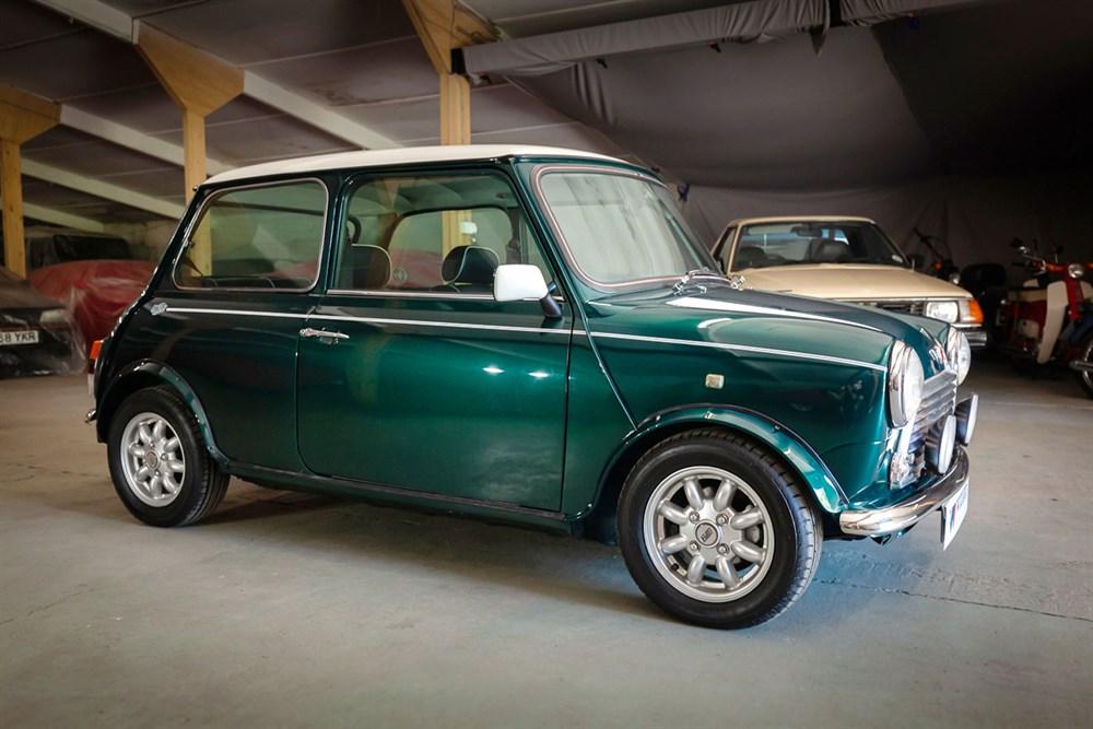 Lot 27-1995 Rover Mini Cooper 1.3 Si John Cooper Garages