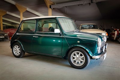 Lot 27-1995 Rover Mini Cooper 1.3 Si John Cooper Garages