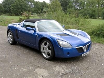Lot 90-2002 Vauxhall VX220