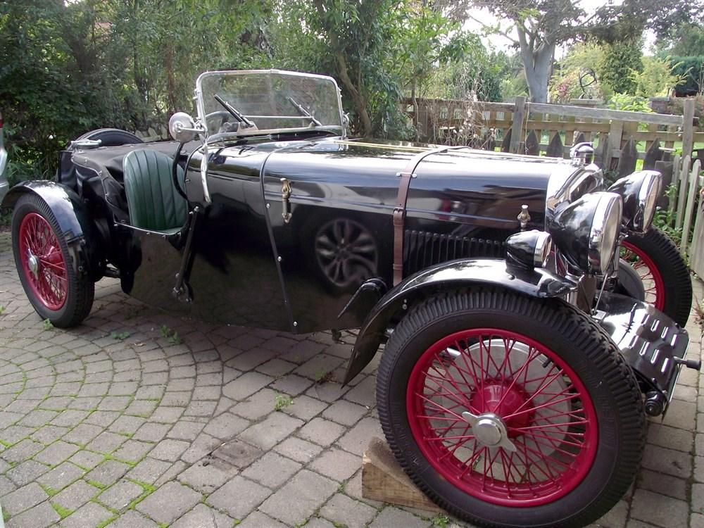 Lot 58-1934 Lagonda Rapier