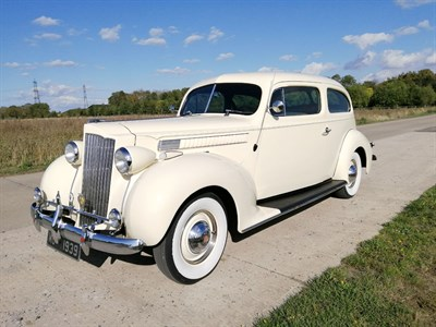 Lot 48-1939 Packard Six Sedan