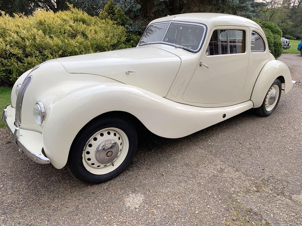 Lot 54 - 1948 Bristol 400