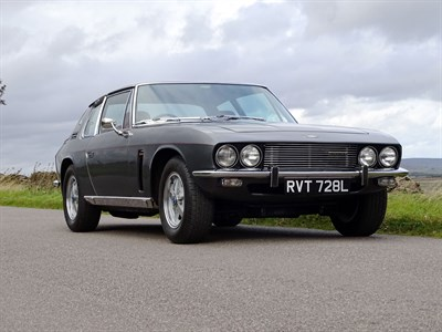 Lot 23-1972 Jensen Interceptor III