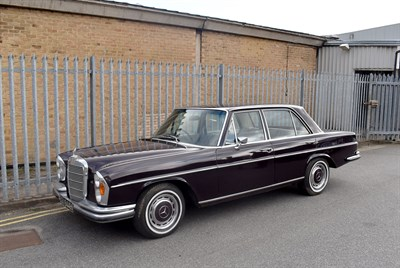 Lot 92-1970 Mercedes-Benz 280 SE
