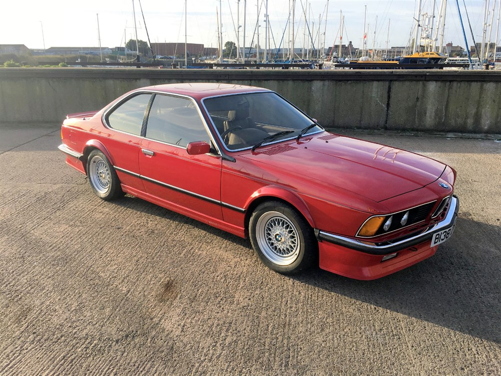 Lot 56-1985 BMW M635 CSi