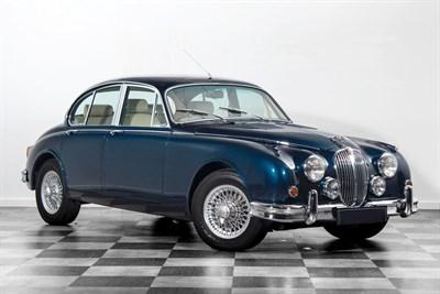Lot 81-1964 Jaguar MK II 3.8 Litre