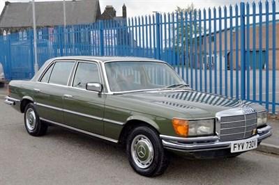 Lot 97-1980 Mercedes-Benz 450 SEL