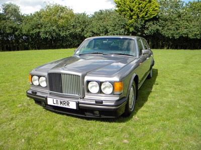 Lot 56-1994 Bentley Brooklands