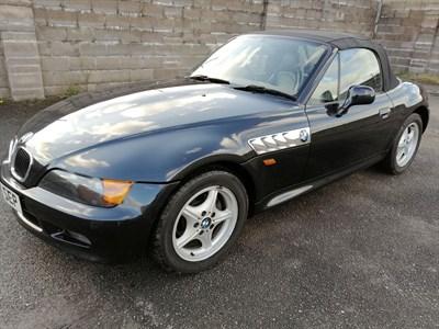 Lot 54-1998 BMW Z3