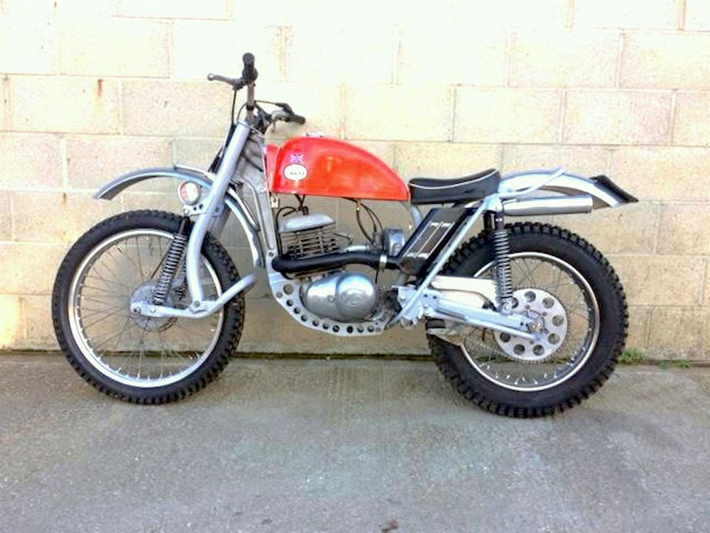 Lot 41-1966 Greeves Anglian Trials Prototype