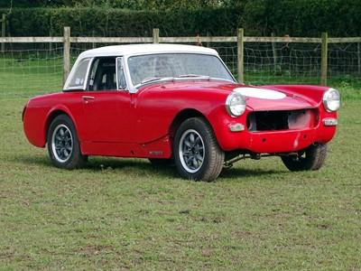 Lot 23-1971 MG Midget 1275