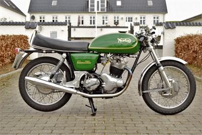 Lot 48-1972 Norton Commando 750