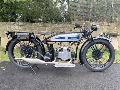 Lot 51-1926 Douglas Model EW