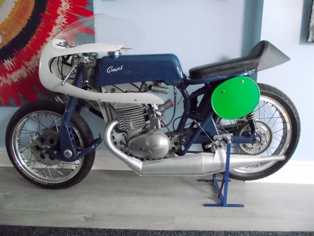 Lot 53-Greeves Silverstone RAS Racer
