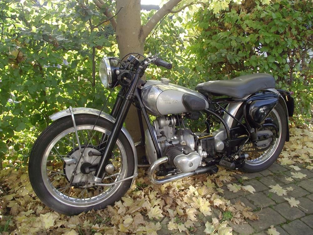 Lot 76-1950 Douglas MK5