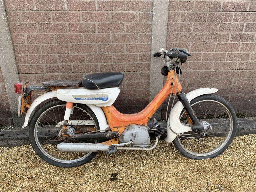 Lot 5-1975 Honda PC50