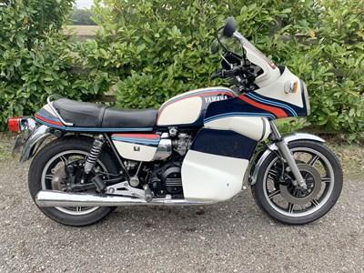 Lot 64-1979 Yamaha XS1100 Martini