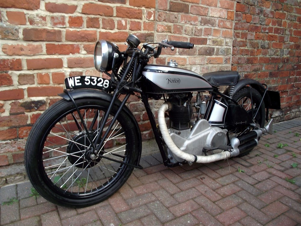 Lot 79-1929 Norton CS1