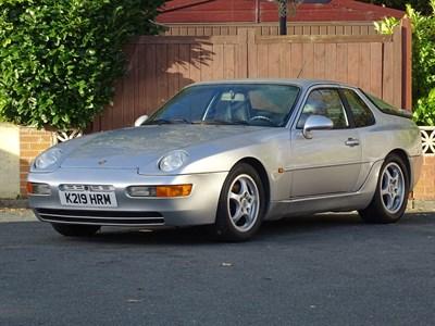 Lot 58-1992 Porsche 968