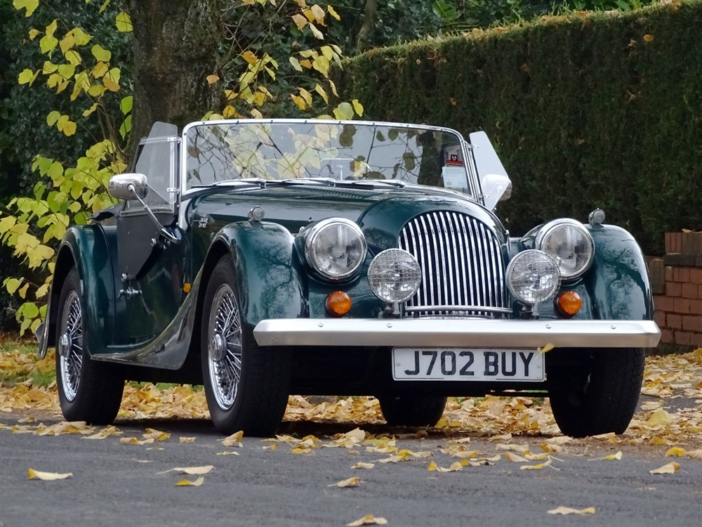 Lot 59-1991 Morgan 4/4 1600