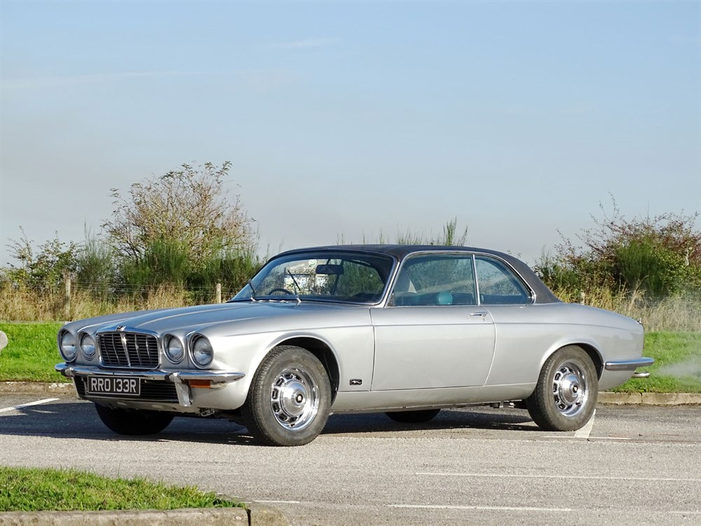 Lot 74-1976 Jaguar XJ-C 4.2