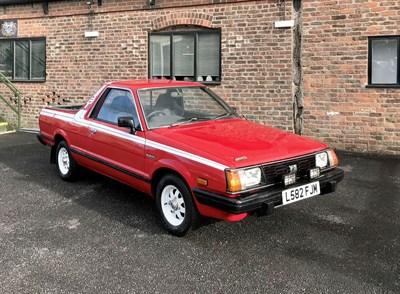 Lot 34-1993 Subaru 284