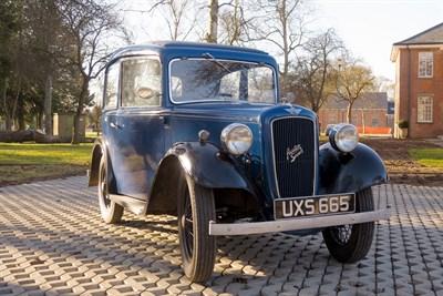 Lot 54-1935 Austin Seven Ruby