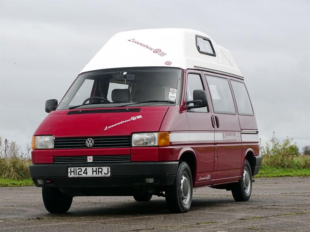Lot 80-1991 Volkswagen Transporter 2.0i Leisuredrive Crusader