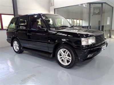 Lot 24-2001 Range Rover 4.0 Westminster