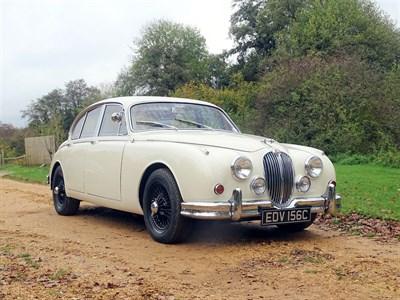 Lot 53-1965 Jaguar MK II 3.8 Litre