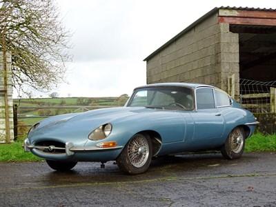 Lot 82-1963 Jaguar E-Type 3.8 Coupe