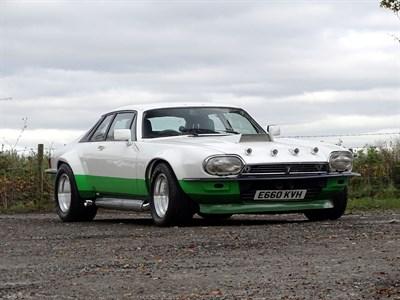 Lot 56-1988 Jaguar XJ-S 5.3 HE
