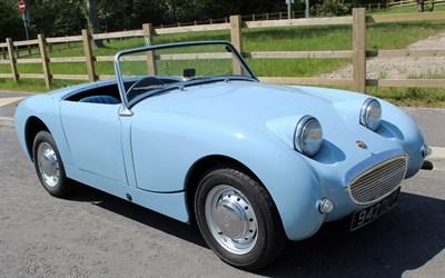Lot 7-1961 Austin-Healey Sprite