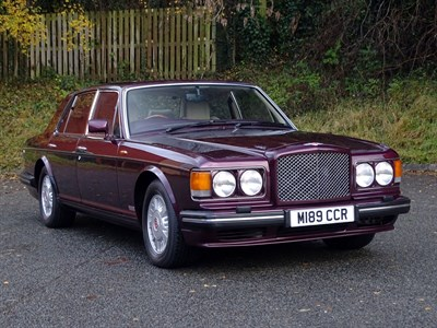 Lot 47-1994 Bentley Turbo R