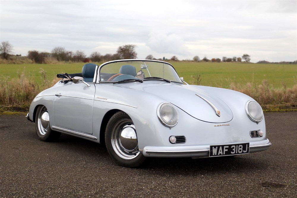 Lot 93 - 1970 Chesil 356 Speedster