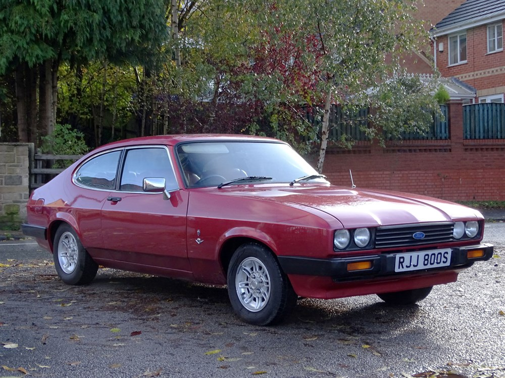 Lot 26-1978 Ford Capri 3.0 Ghia