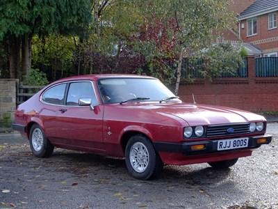 Lot 26 - 1978 Ford Capri 3.0 Ghia