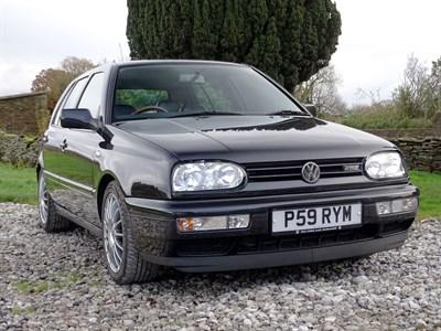 Lot 37 - 1997 Volkswagen Golf VR6 Highline