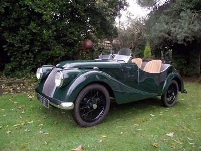 Lot 64 - 1932 Austin Seven Special